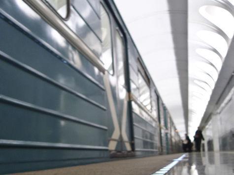 В столичной подземке пустят поезда с олимпийской символикой