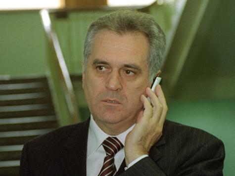 Президент Сербии от «Единой России»