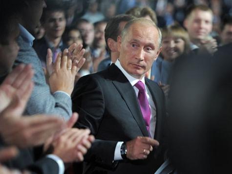 Возвращение Путина: всё хорошо!