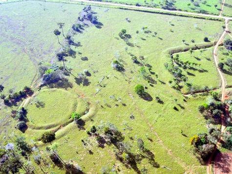 В Амазонии найдены следы загадочной цивилизации