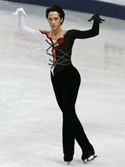 МВД ободрило фигуриста-гомосексуалиста: он может ехать на Олимпиаду с русским мужем