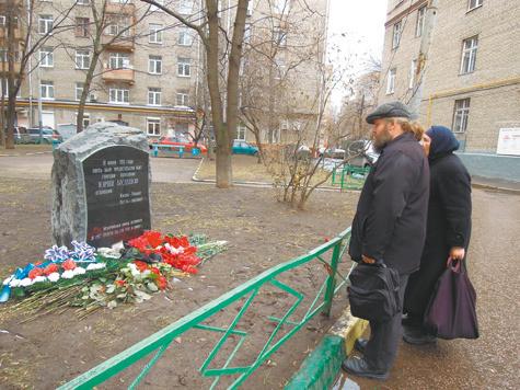 Памятник Буданову снесут