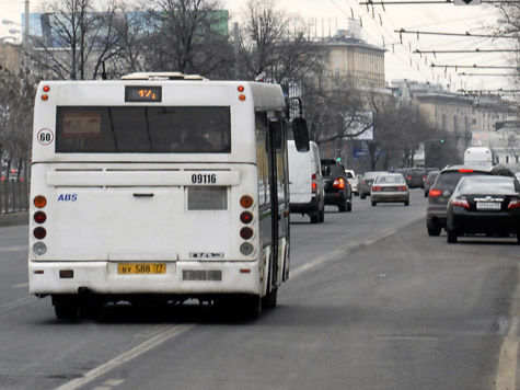 Список «выделенок» пополнится полосой на Ленинском проспекте