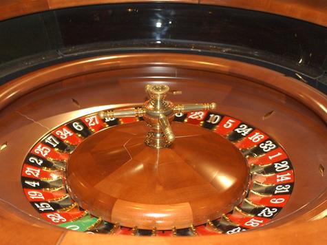 Играть в рулетку будут по расчету