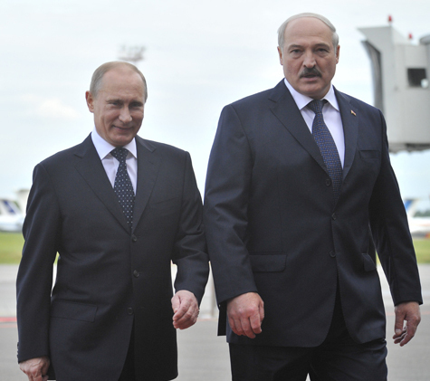 Лукашенко получил сигнал