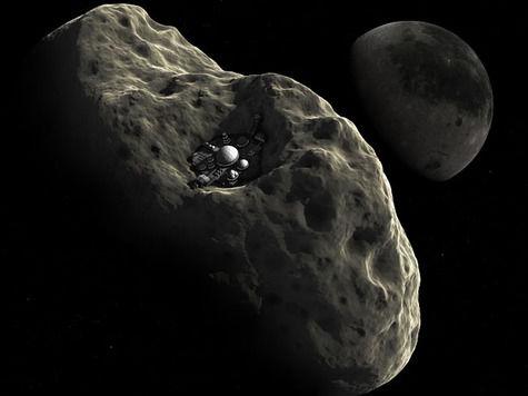 НАСА завершило первый этап программы по отправке людей на крупные небесные тела