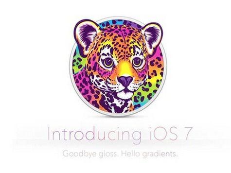 Apple выложит в свободный доступ iOS 7