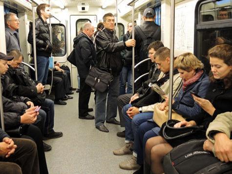 В столичной подземке будут фотографировать подозрительных пассажиров