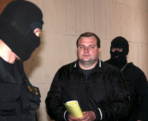 Экс-прокурор Серпуховского района Олег Базылян.