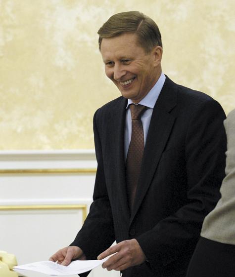 Сергей Иванов «поселится» в Кремле