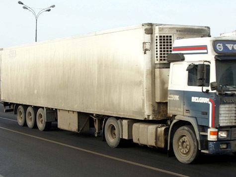 Итоги проверки грузовиков в новой