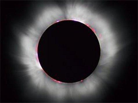 20 мая случится редкое солнечное затмение