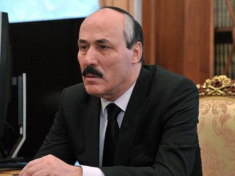 Правительство Дагестана отправлено в отставку