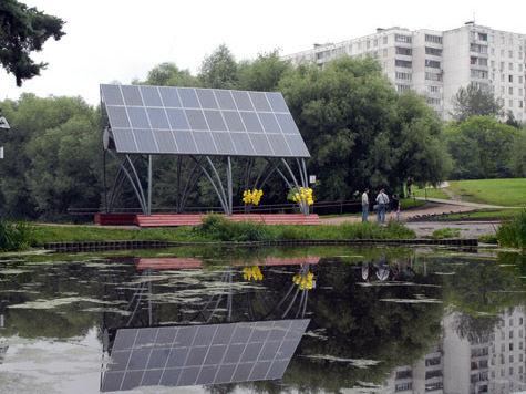 Светлое будущее на солнечных батареях