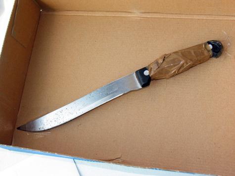 Бывший военный прооперировал умирающего сына кухонным ножом