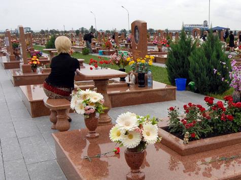 На кладбищах появятся отхожие места