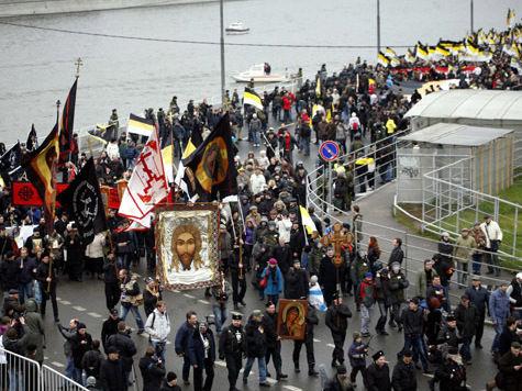Путин и Навальный получили от националистов приглашение на «Русский марш» 4 ноября