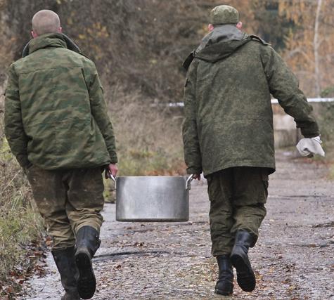Солдаты 58 армии вступили в схватку