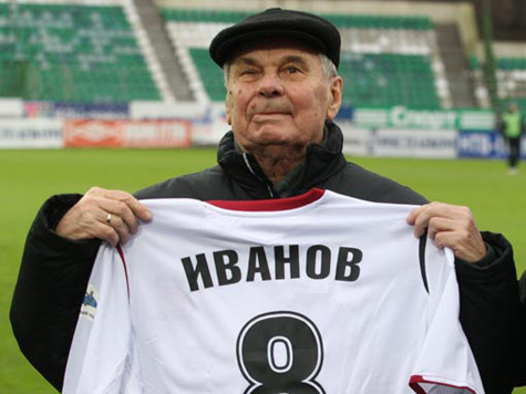 Умер знаменитый капитан сборной СССР Валентин Иванов