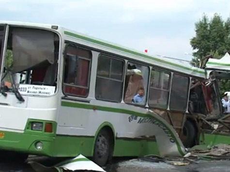Эксперты считают, что виновник ДТП в новой Москве сознательно перегрузил свой автомобиль