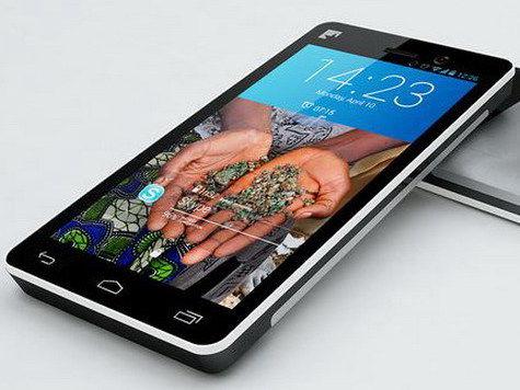 В Лондоне прошел показ первого в мире «этичного смартфона»