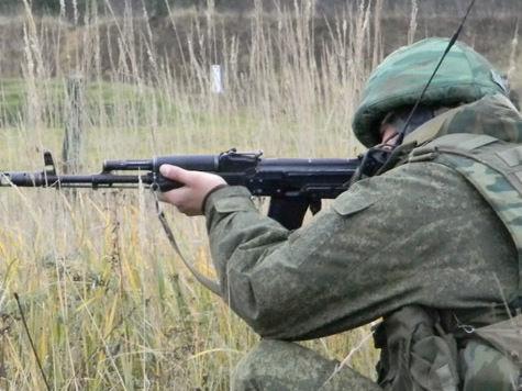солдат-срочник огнестрельное ранение воинская часть