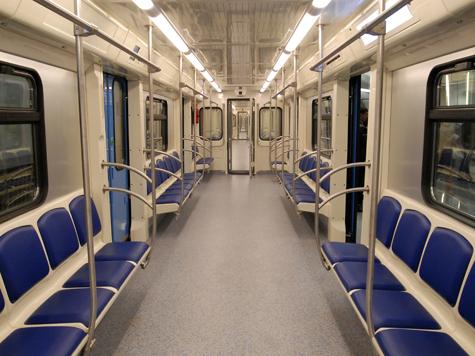 На новой схеме метрополитена