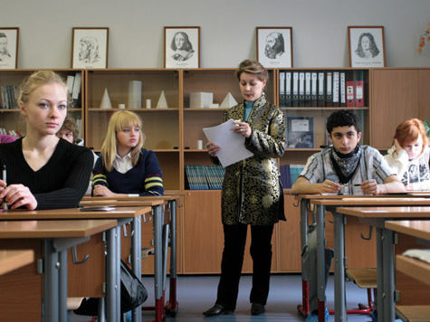 Парламент присмотрит за школой