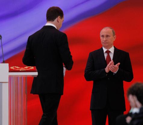 В наследство от Медведева Путин получил «Твиттер»