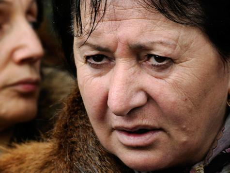 Алла Джиоева попросилась в Россию