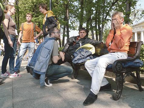 Нижегородцам запретили прошествовать за батоном