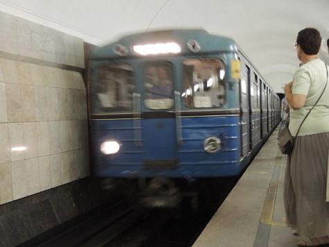 Московское метро поразил новый сбой