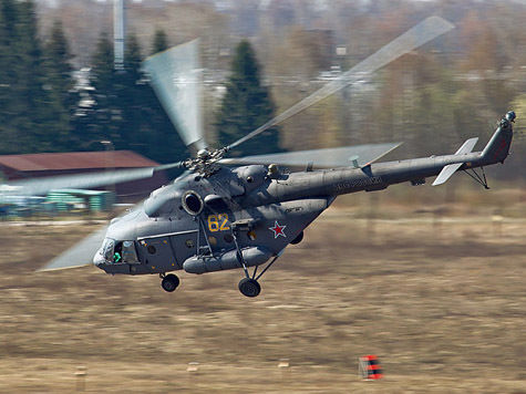 Пентагон не купит вертолеты Ми-17 у России в 2014 году