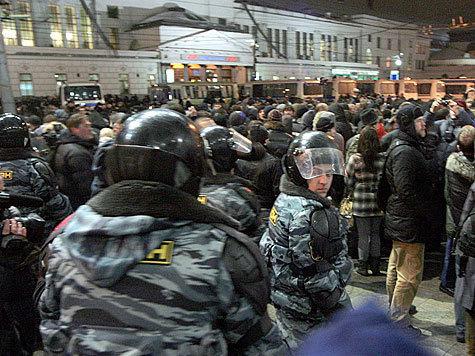 Бои московского значения
