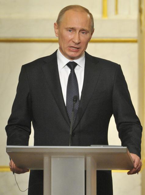 Путин отдал себя жителям Крымска