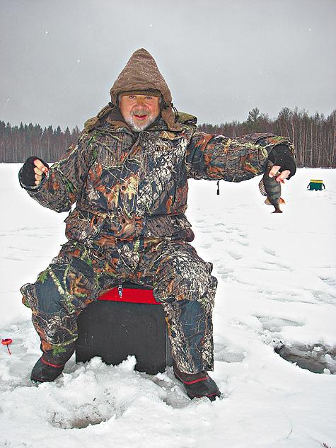 рыбалка в новосибирской области весной