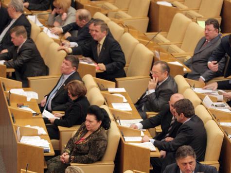 Депутаты будут отсыпаться на ортопедических матрасах