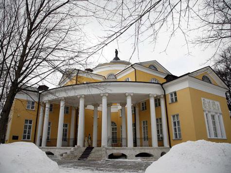 люблино усадьба дворец театральная школа
