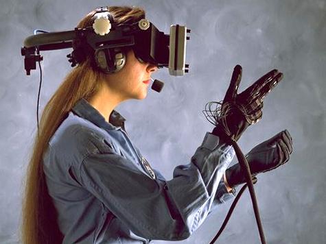 Виртуальные игры внедряются в реальность