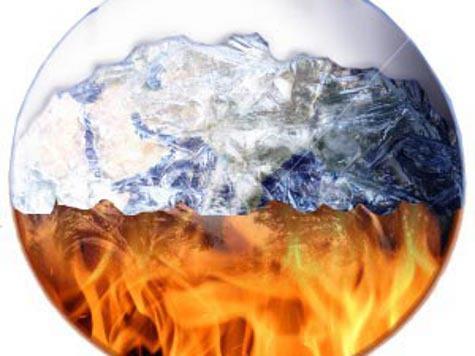Размещение громадных зеркал на земной орбите вызовет засуху