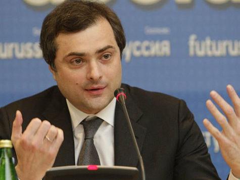 Суркову доверят Молдавию?