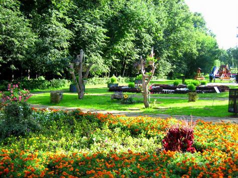 В Битцевском парке прикроют наготу