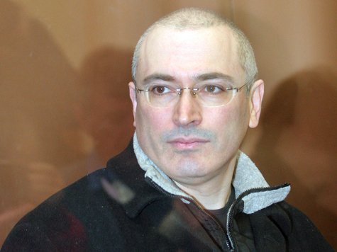 Ходорковский: Путин неспособен к изменениям