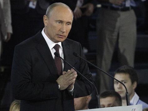Путин и в Киеве главнее всех живых