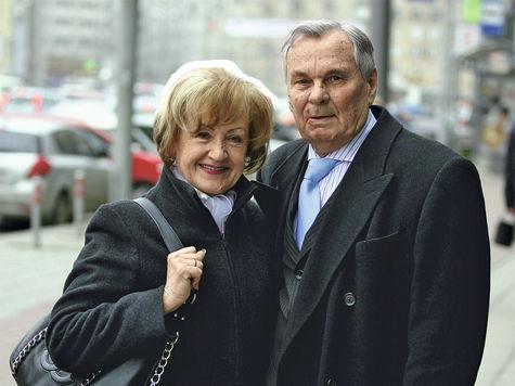 Лидия Иванова и Валентин Иванов
