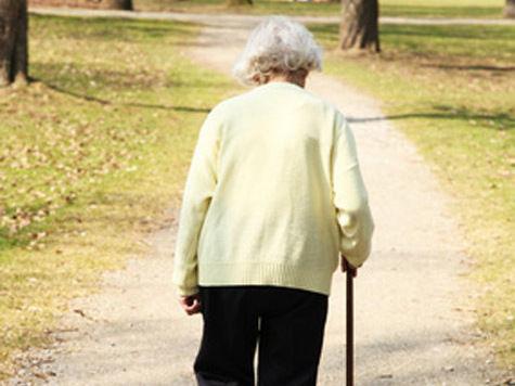Пенсионерка сожгла себя на глазах у соседей