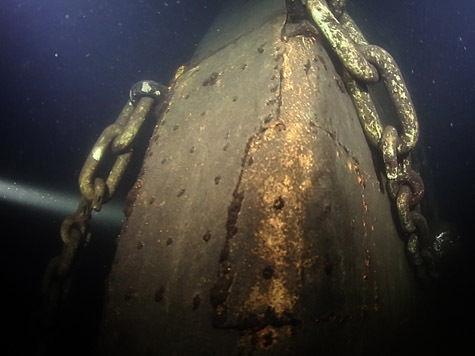 балтийское море поисковики лефорт корабль