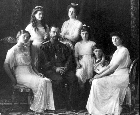 Расстрел семьи Николая II продолжается до сих пор