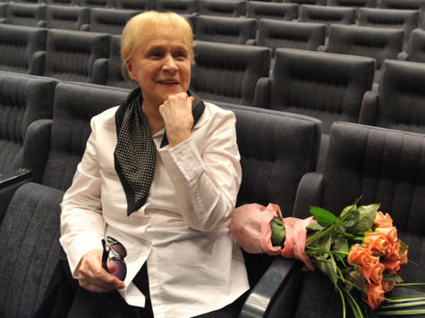 Москва простилась с актрисой Лилией Толмачевой