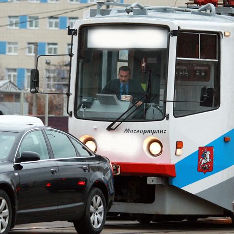 На время ремонта трамваи научатся объезжать